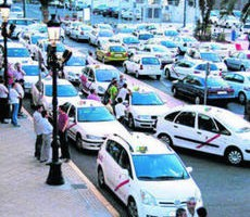 El presidente de la Federación Profesional del Taxi de Madrid, Julio Sanz, denunció este martes a trávés de un comunicado, que el Ayuntamiento de Madrid instale 123 estaciones de alquiler...