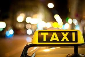 La huelga de taxistas convocada en la capital madrileña, y que ha sido seguida por casi el 100% del sector según el gremio, protestaba contra la aplicación de transporte norteamericana...